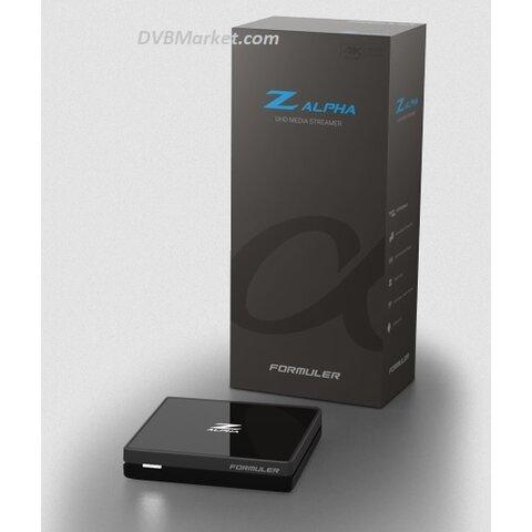Formuler ZAlpha 4K IPTV