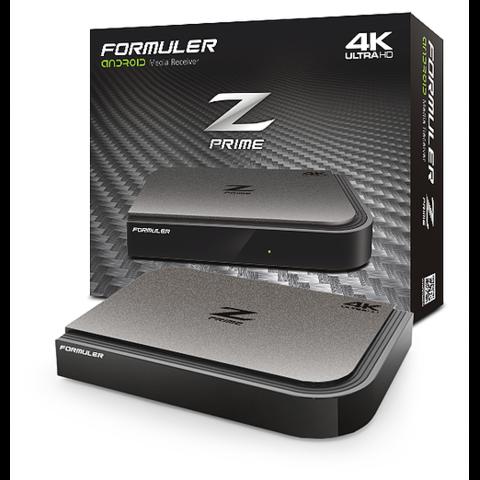 Formuler ZPrime 4K IPTV