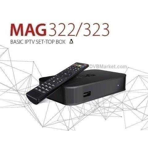 Infomir MAG322 W1 IPTV Wifi