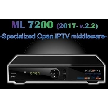 Medialink ML7200 S2 IPTV