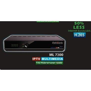 Medialink ML7300 T2C H.265