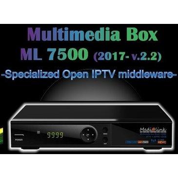 Medialink ML7500 S2T2 IPTV