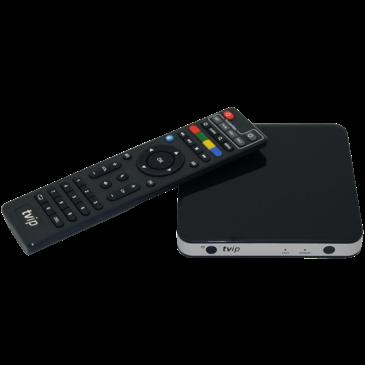 TVIP V605S-Box IPTV